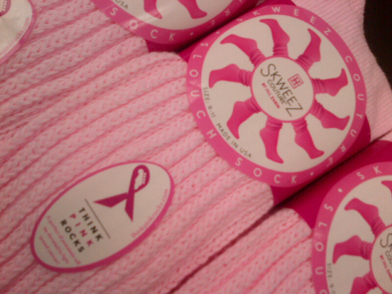 think pink rocks slouch close up